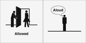 allowed aloud