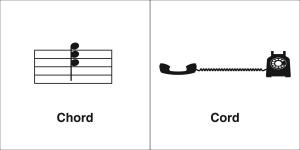 chord cord