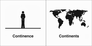 continence continents