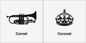cornet coronet