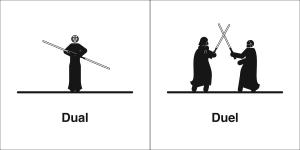 dual duel 2 star wars