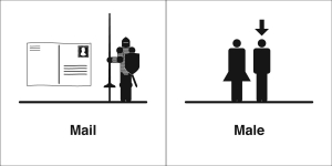 mail male