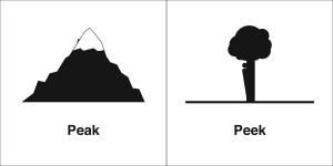 peak peek